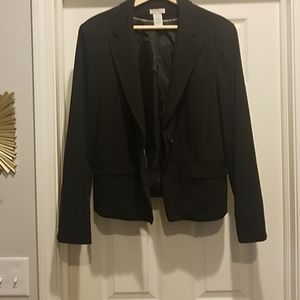Womens Worthington black blazer